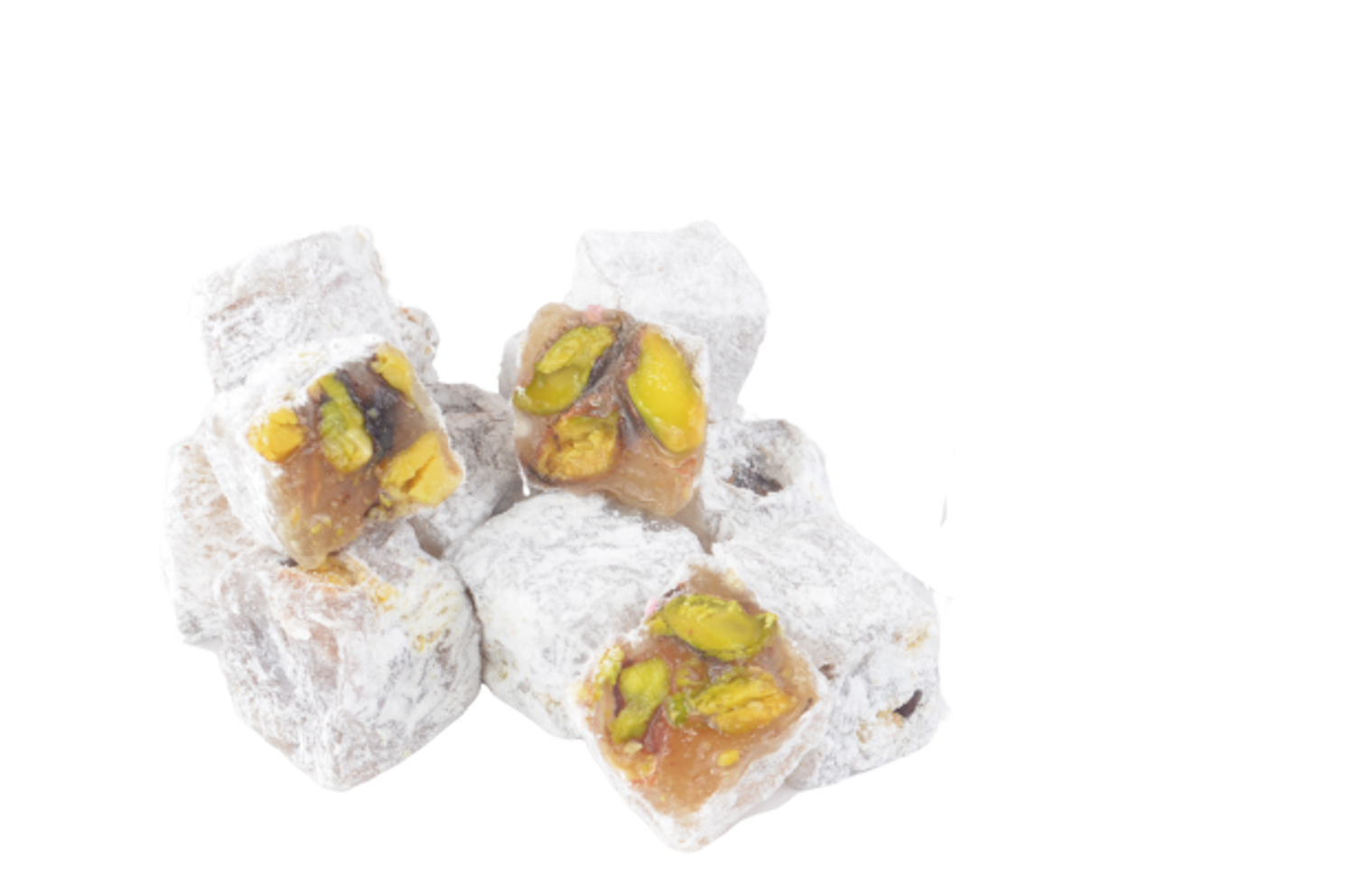 Picture of MEVLANA TURKISH DELIGHT DOUBLE ROASTED WITH PISTACHIO