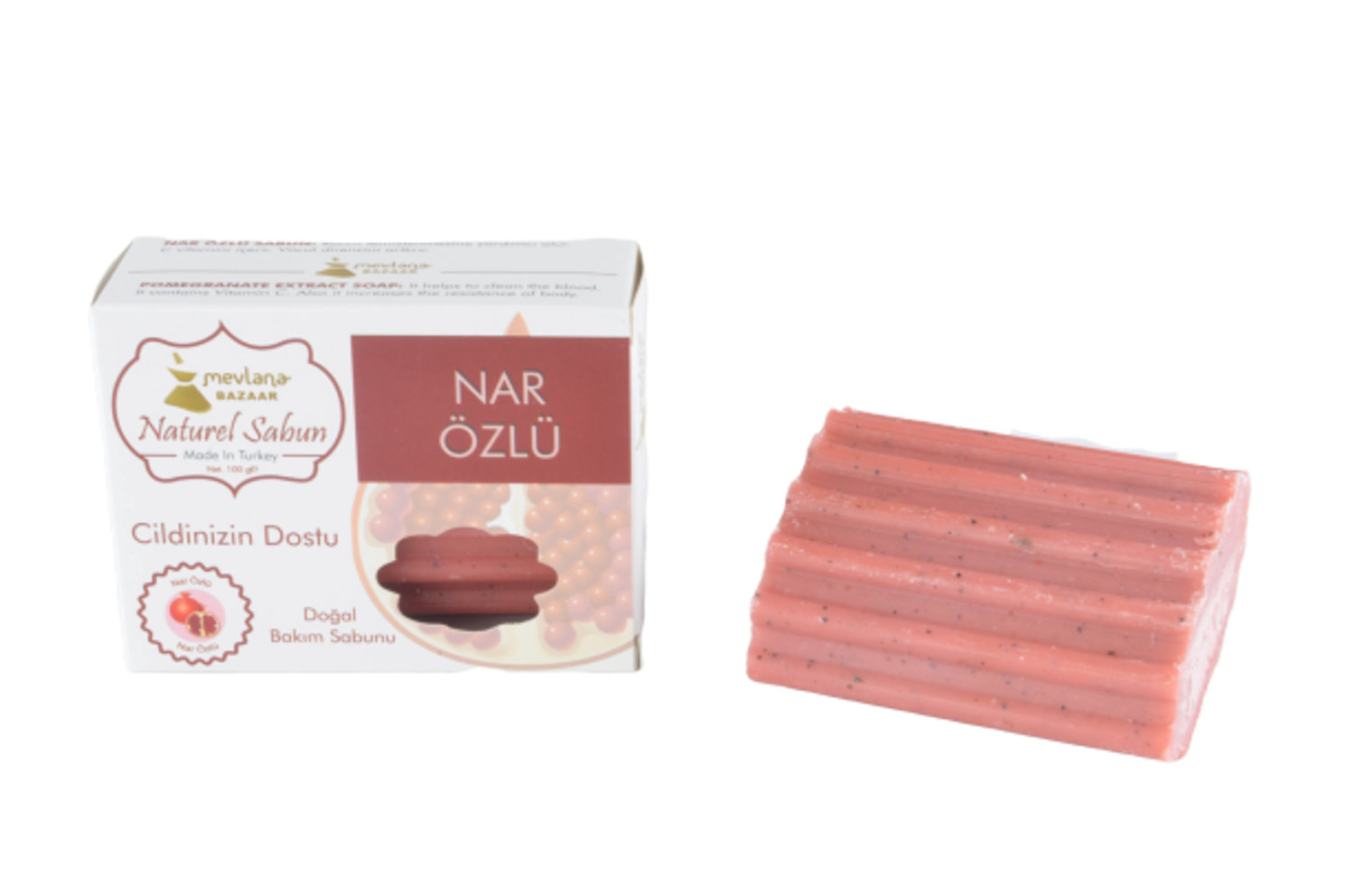 Picture of MEVLANA SOAP WITH POMEGRANATE