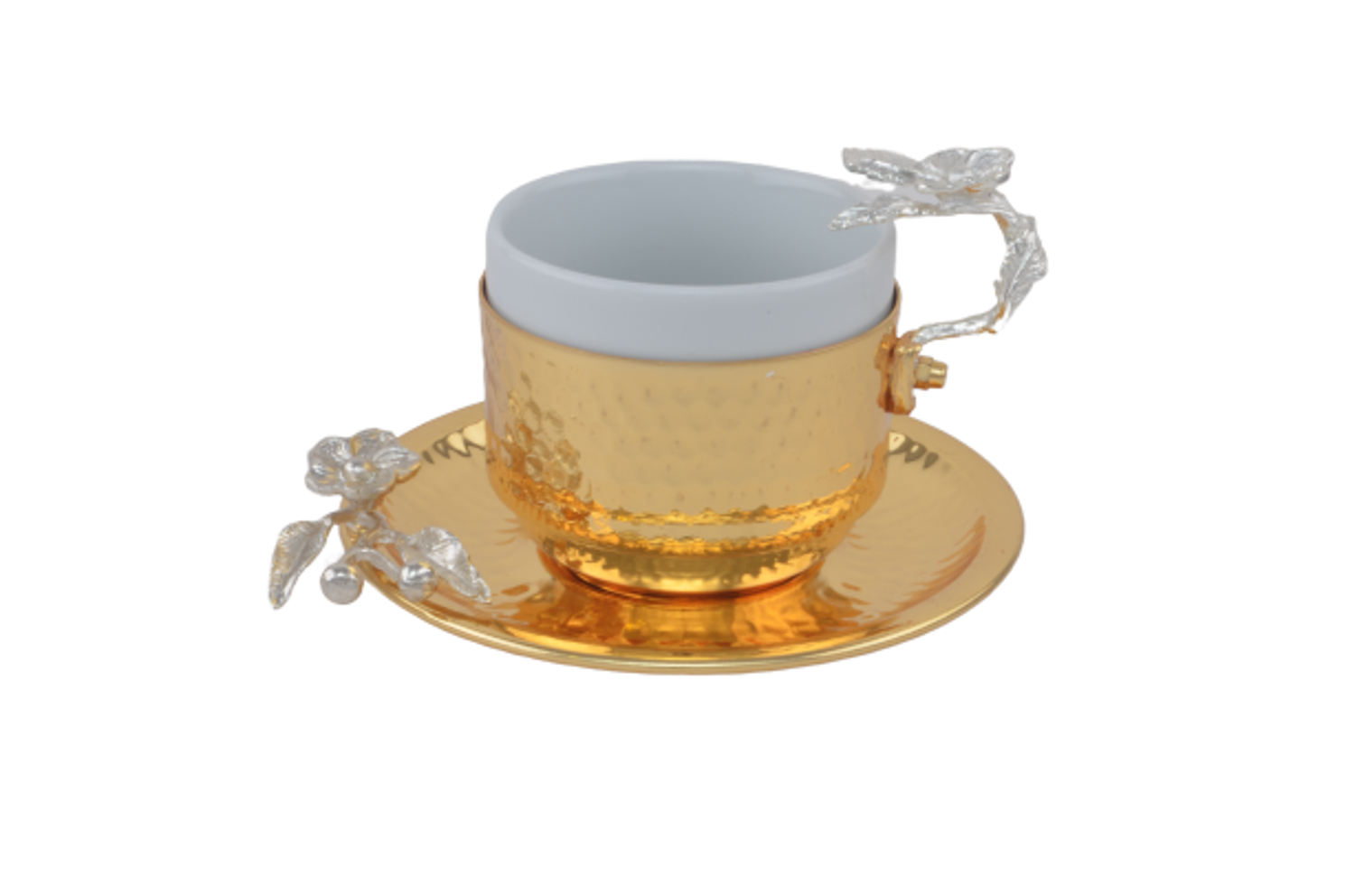 Picture of MEVLANA TURKISH COFFEE CUP GOLD