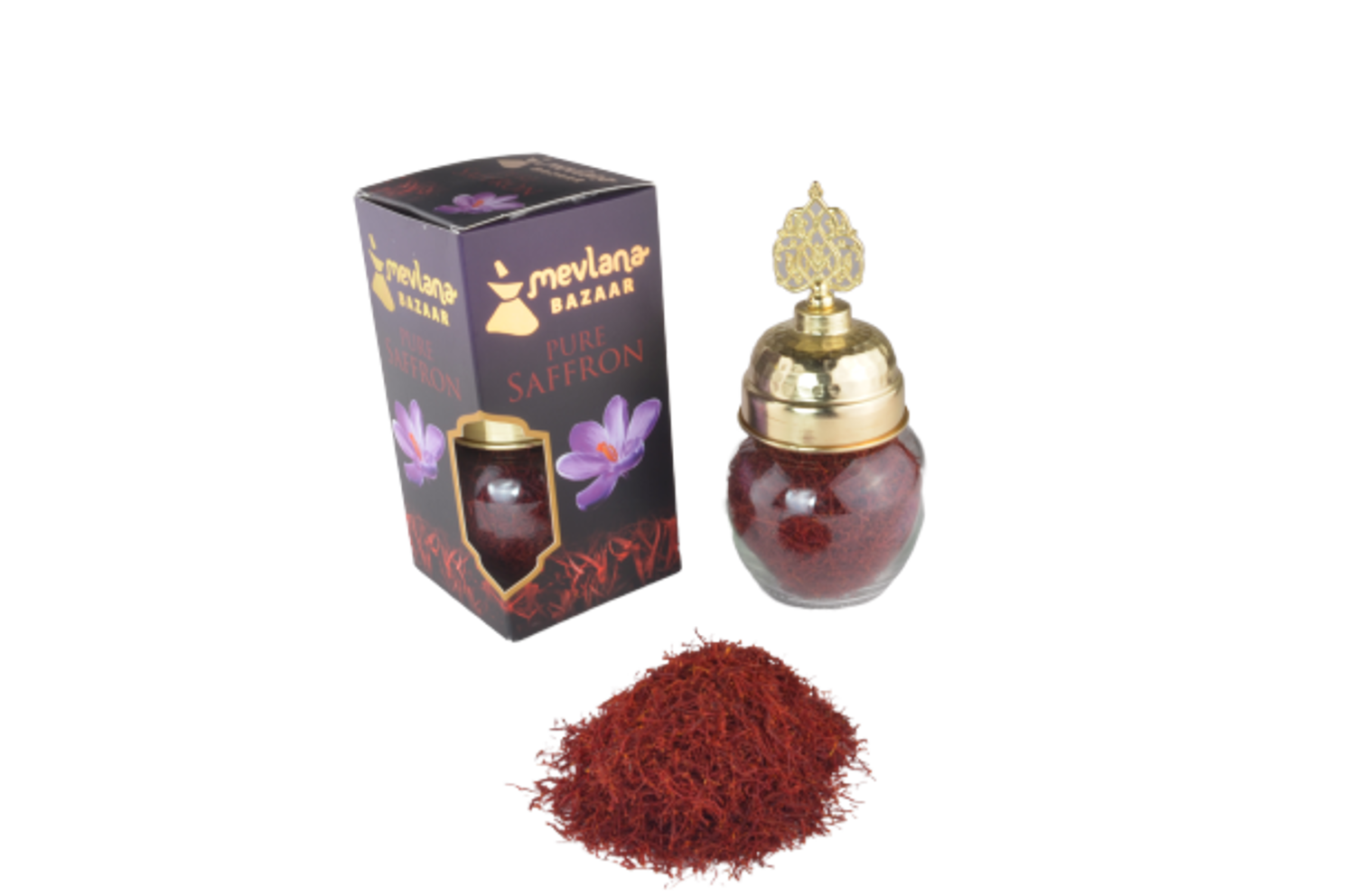 Picture of MEVLANA PERSIAN SAFFRON 30 GR