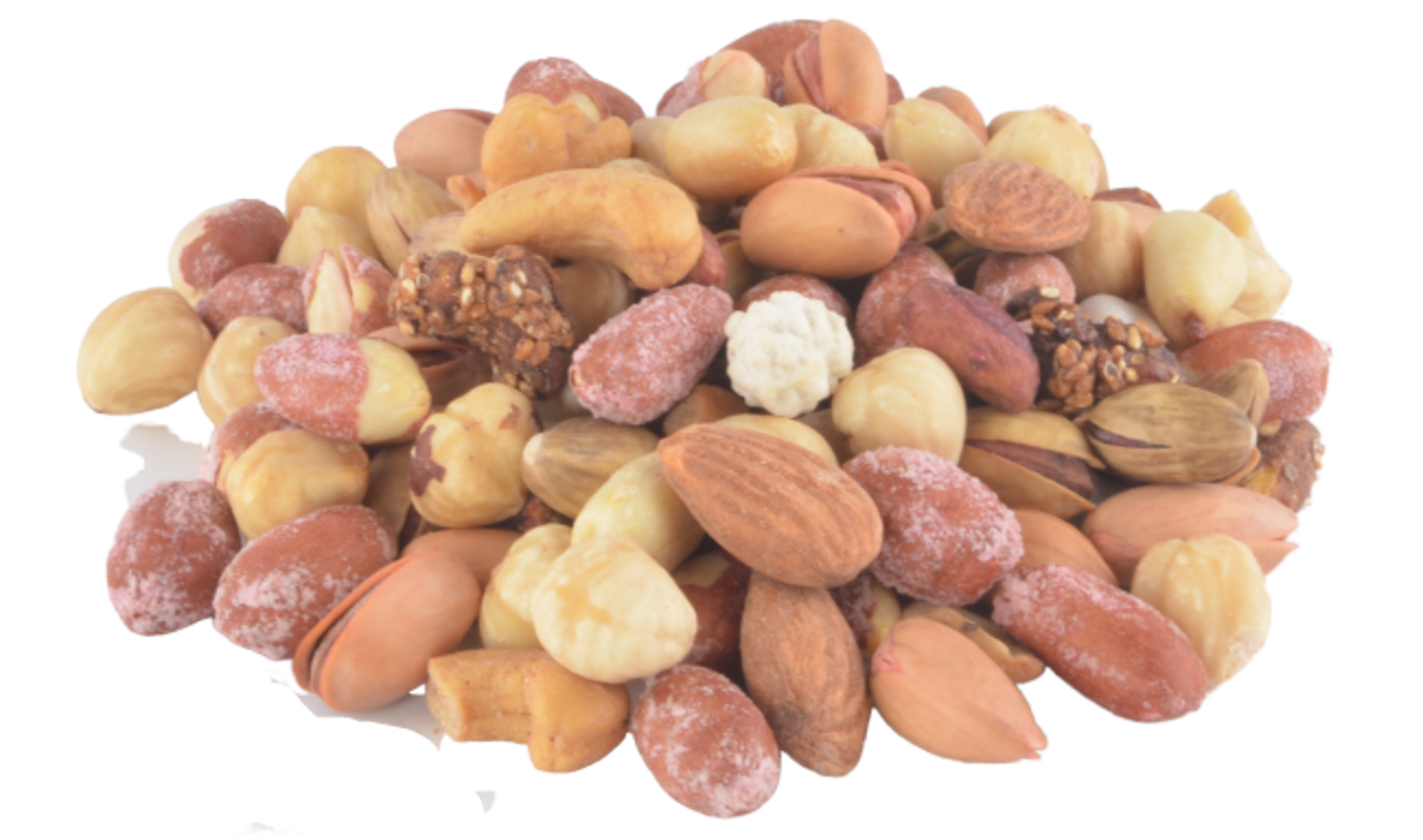 Picture of MEVLANA LUXURY MIX NUTS ROASTED