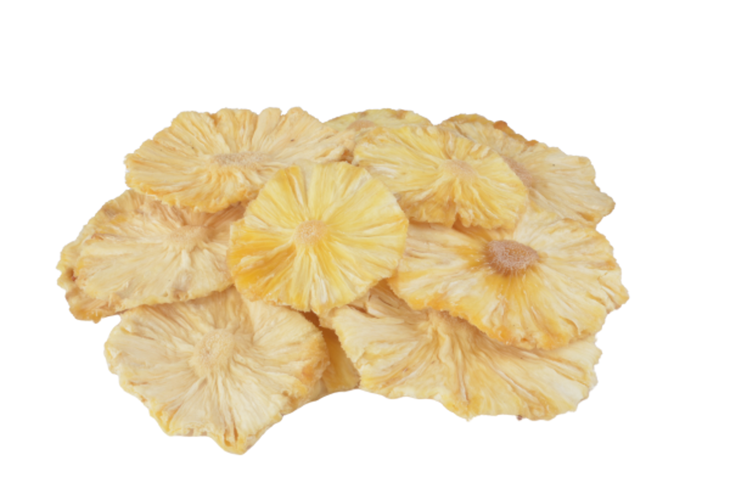 Picture of MEVLANA DRIED PINEAPPLE ORGANIC