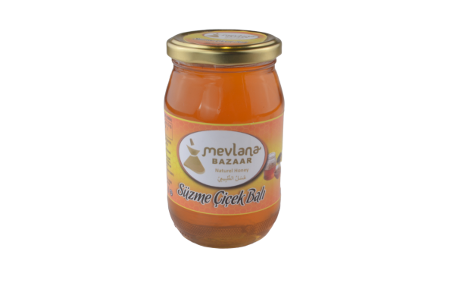 Picture of MEVLANA HONEY FLOWER 460 GR