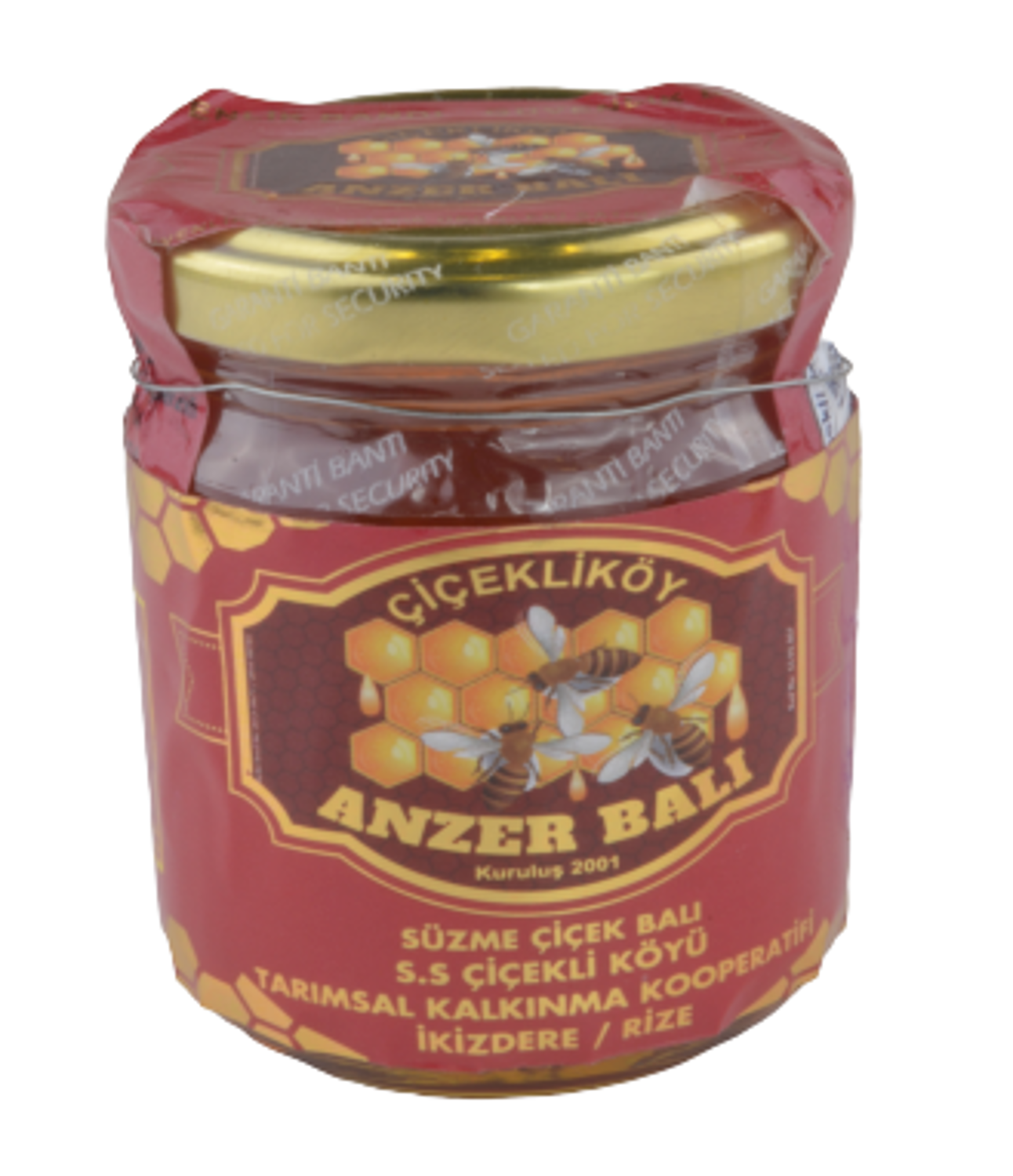 Picture of MEVLANA ANZER HONEY 250 GR