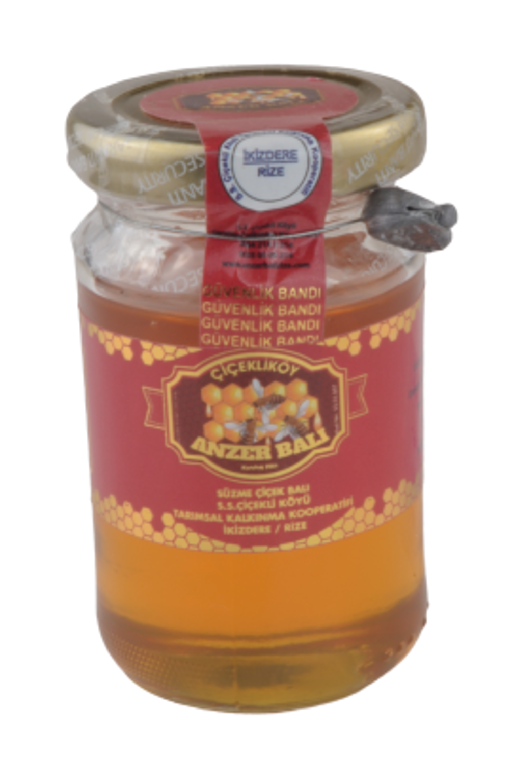 Picture of MEVLANA ANZER HONEY 500 GR