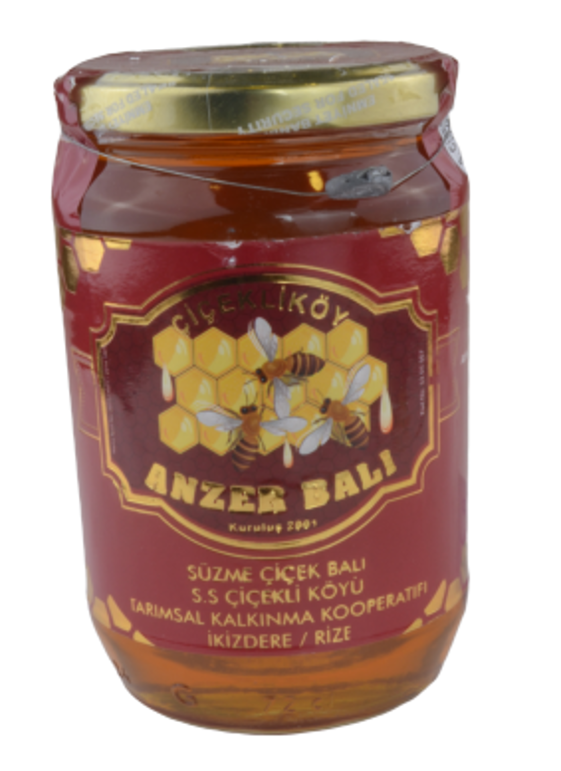 Picture of MEVLANA ANZER HONEY 1000 GR