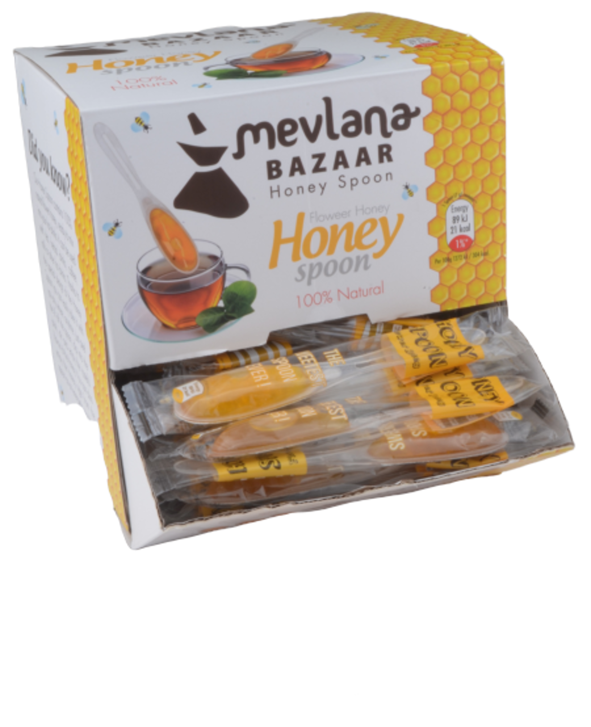 Picture of MEVLANA HONEY SPOON 100 PCS