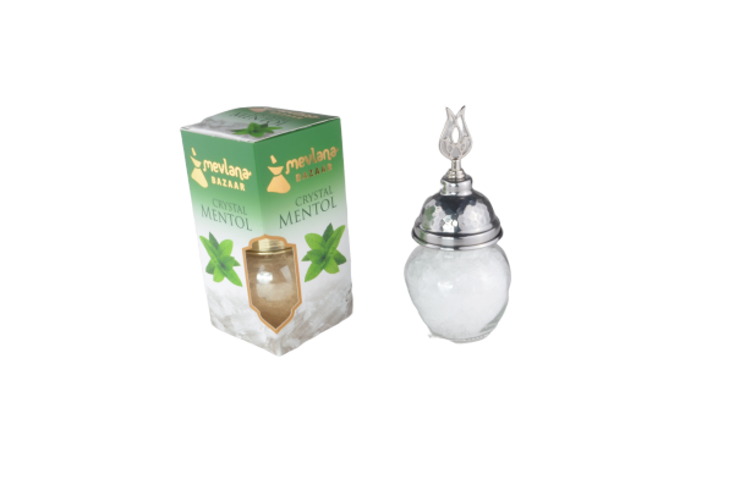 Picture of MEVLANA CYRISTAL MENTHOL MEDIUM