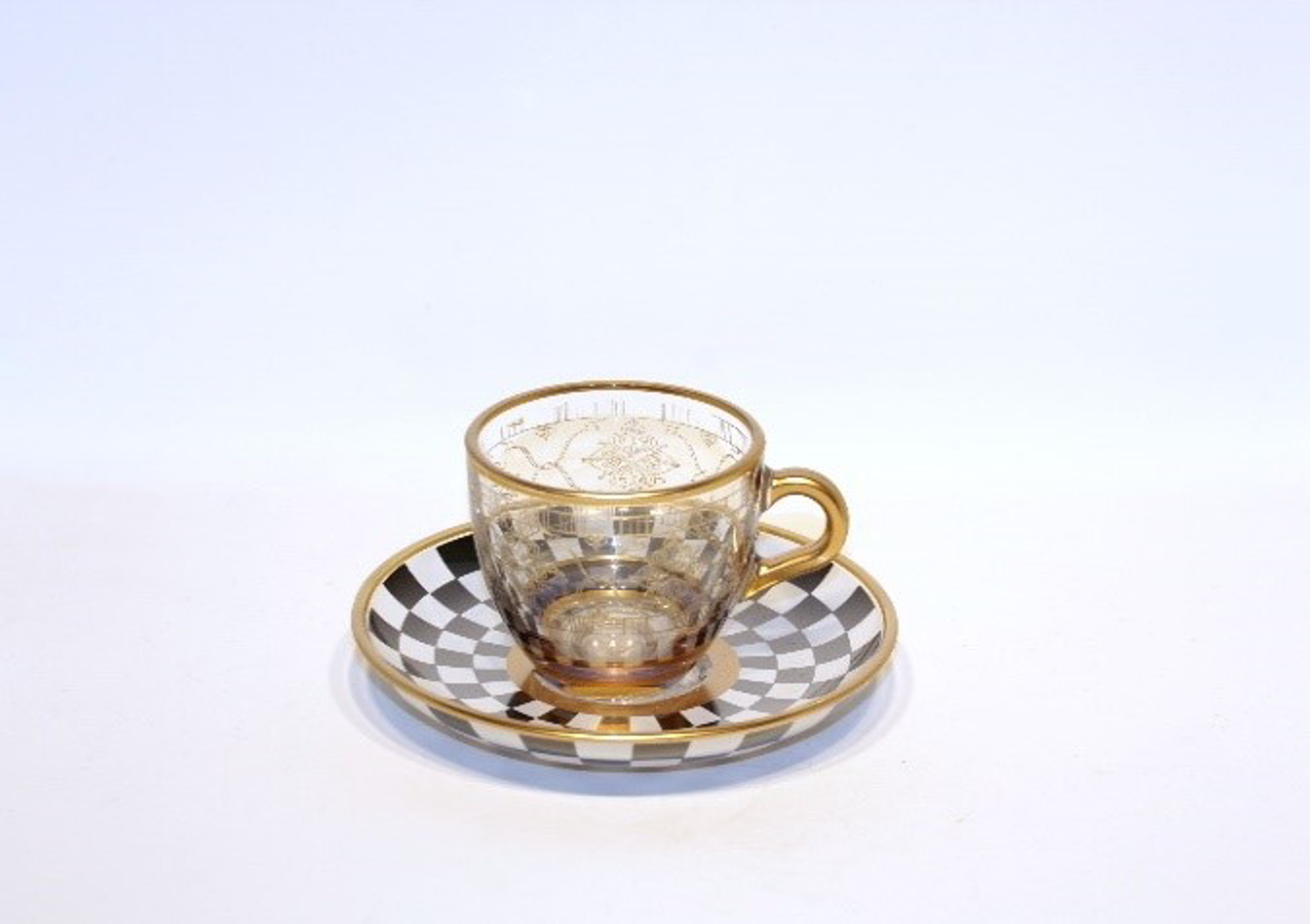 Picture of MEVLANA TURKISH COFFEE CUP SET HERMES