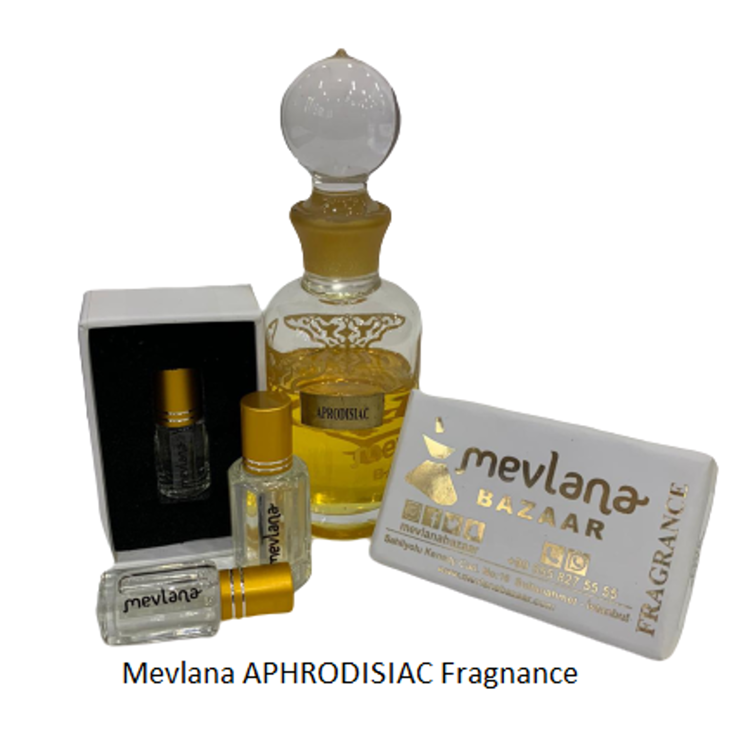 Picture of MEVLANA FRAGNANCE APHRODISIAC