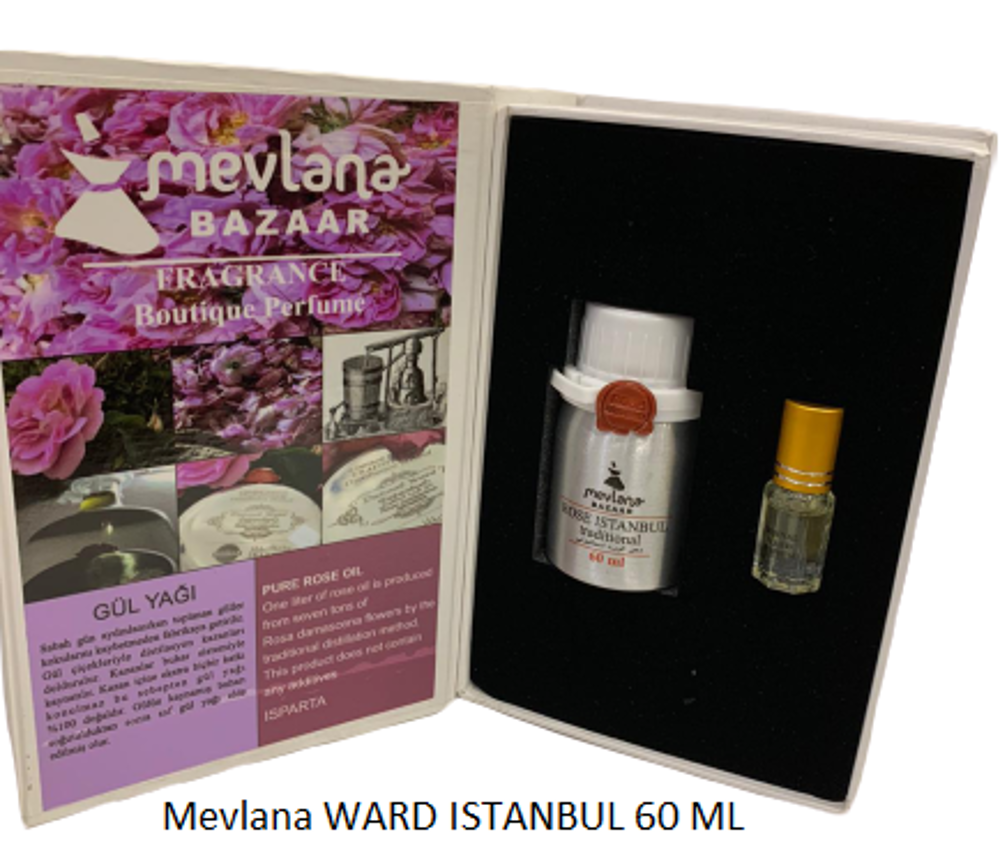 Picture of MEVLANA FRAGNANCE WARD ISTANBULI
