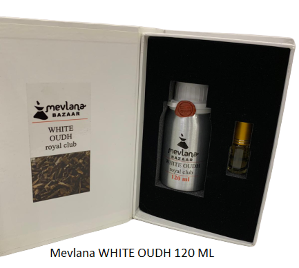 Picture of MEVLANA FRAGNANCE WHITE OUDH