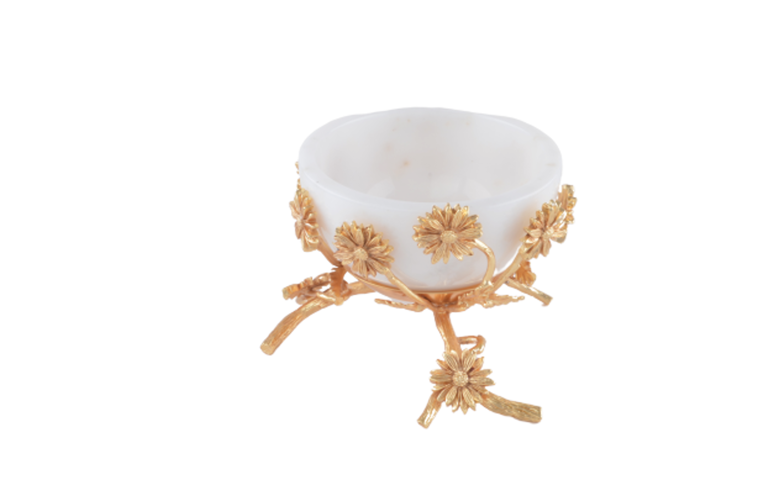 Picture of MEVLANA BOWL WHITE MARBLE NO:2