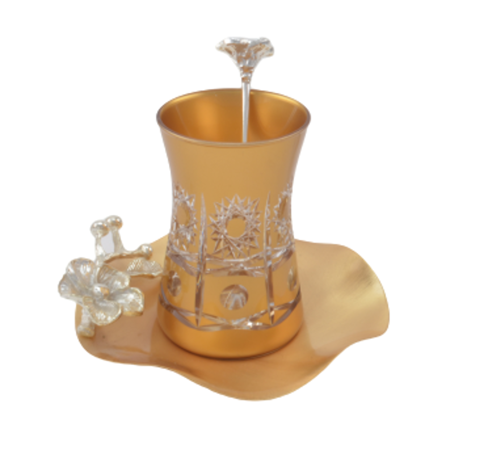 Picture of MEVLANA SPEACIAL TEA SET GOLD