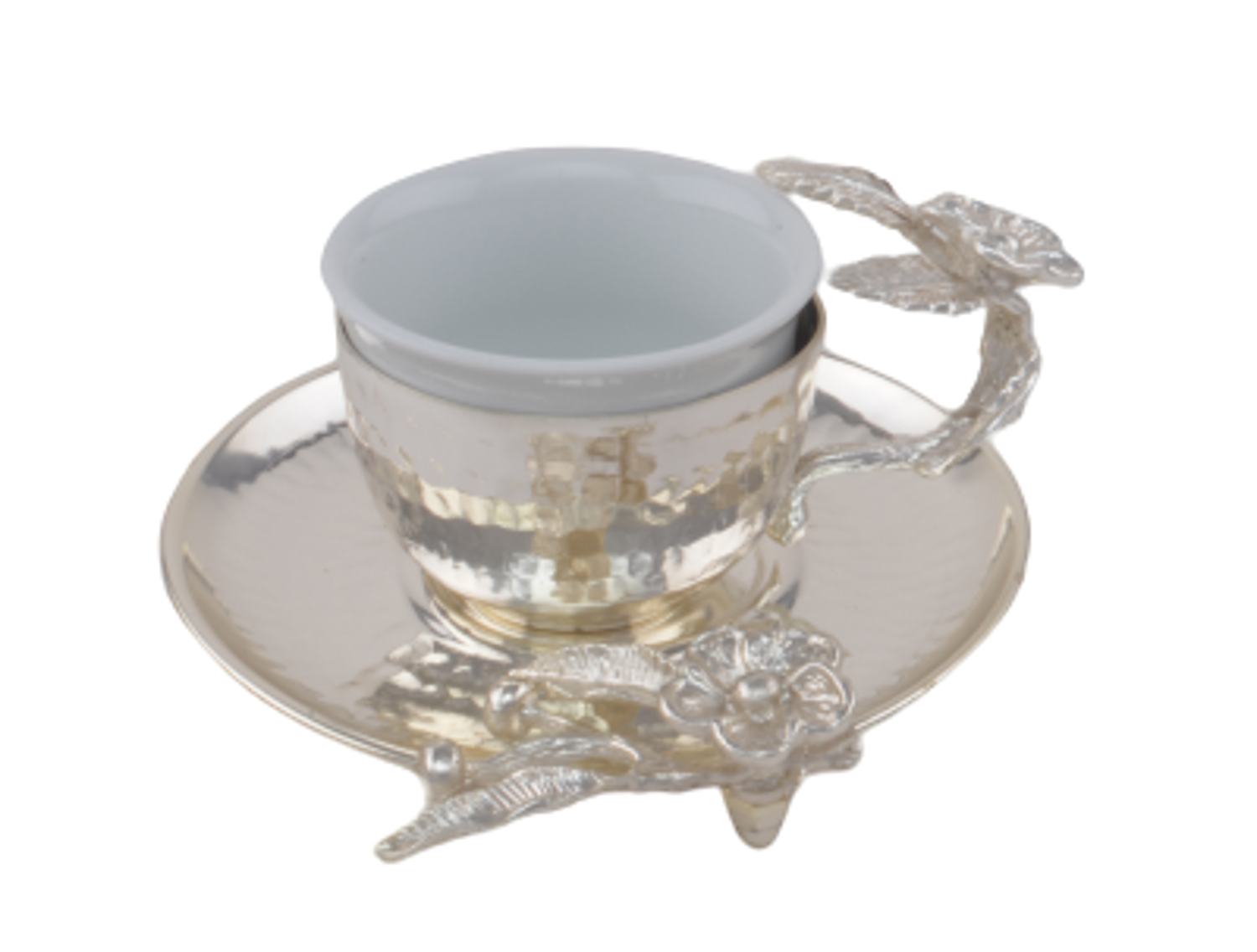 Picture of MEVLANA ARABIAN COFFEE CUP SILVER J.G