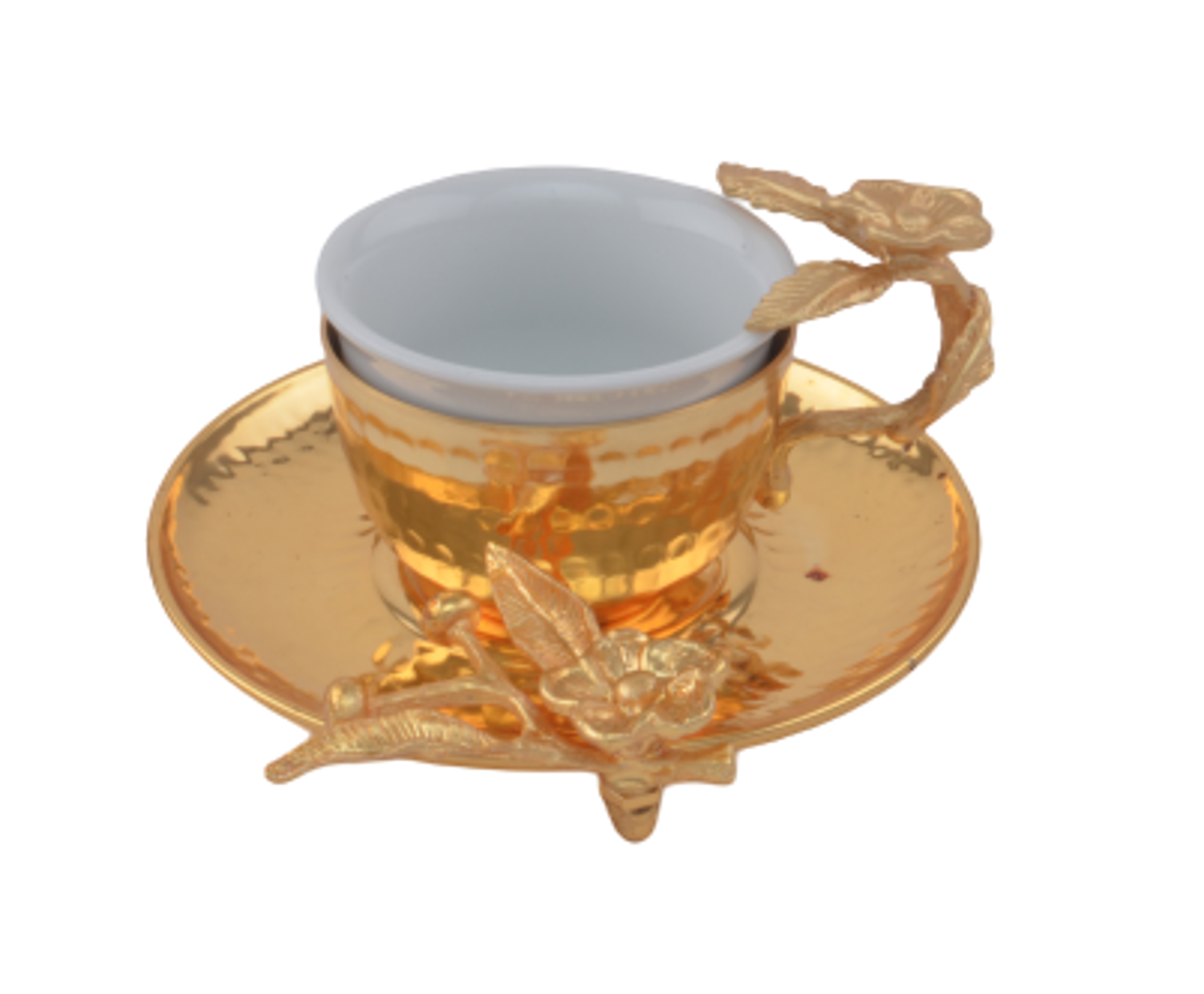 Picture of MEVLANA ARABIAN COFFEE CUP GOLD J.G.