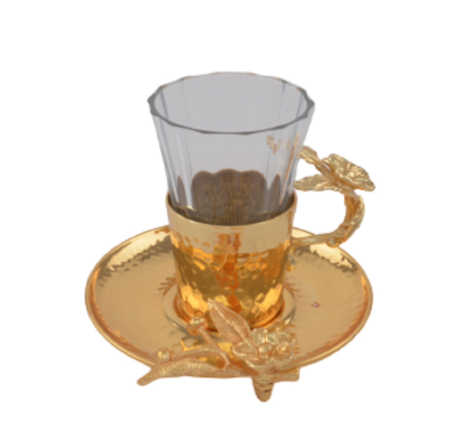 Picture of MEVLANA TURKISH TEA CUP J.G.GOLD