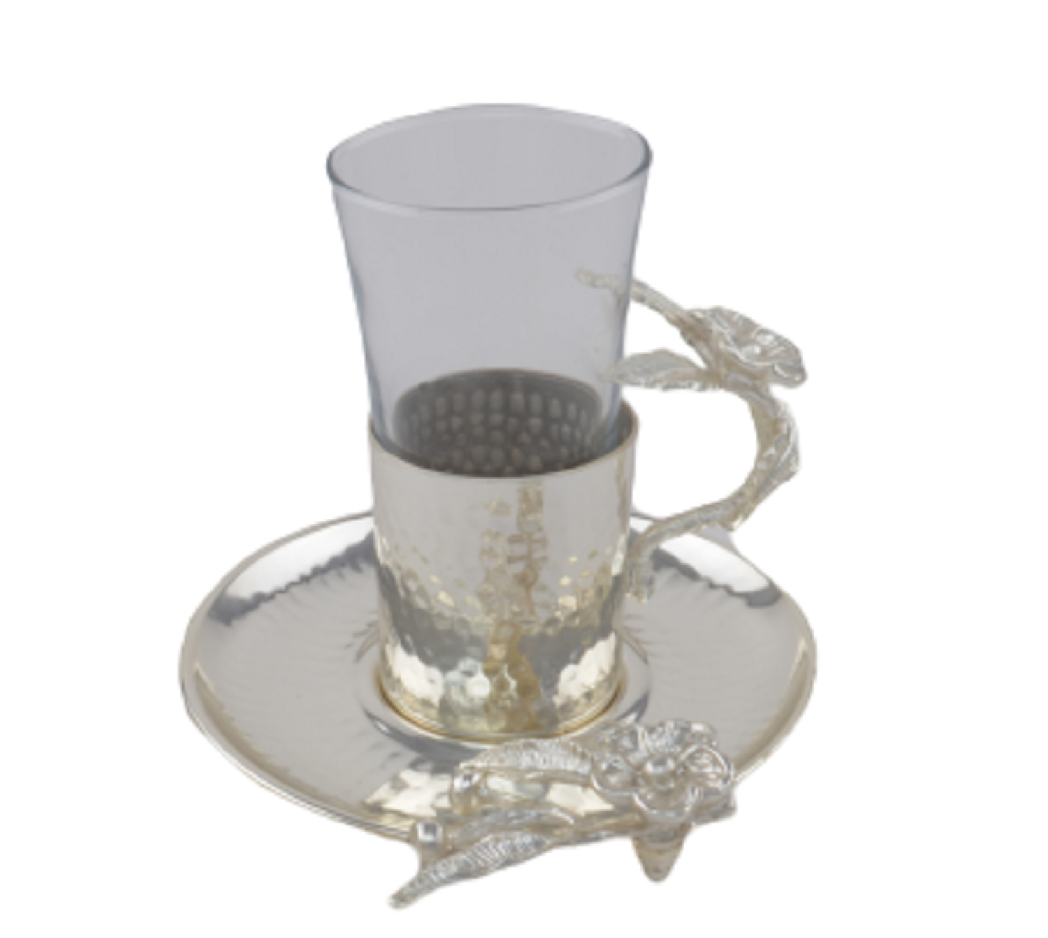 Picture of MEVLANA TURKISH TEA CUP J.G.SILVER