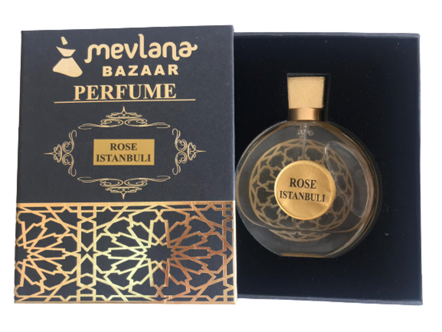 Picture of MEVLANA PERFUME ROSE ISTANBUL