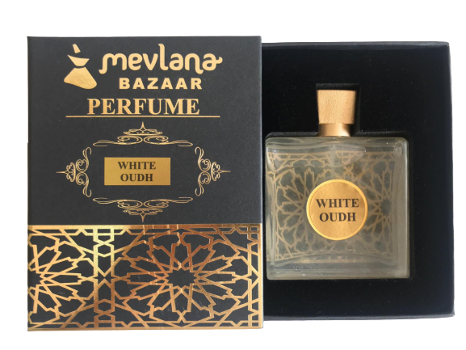 Picture of MEVLANA PERFUME WHITE OUDH