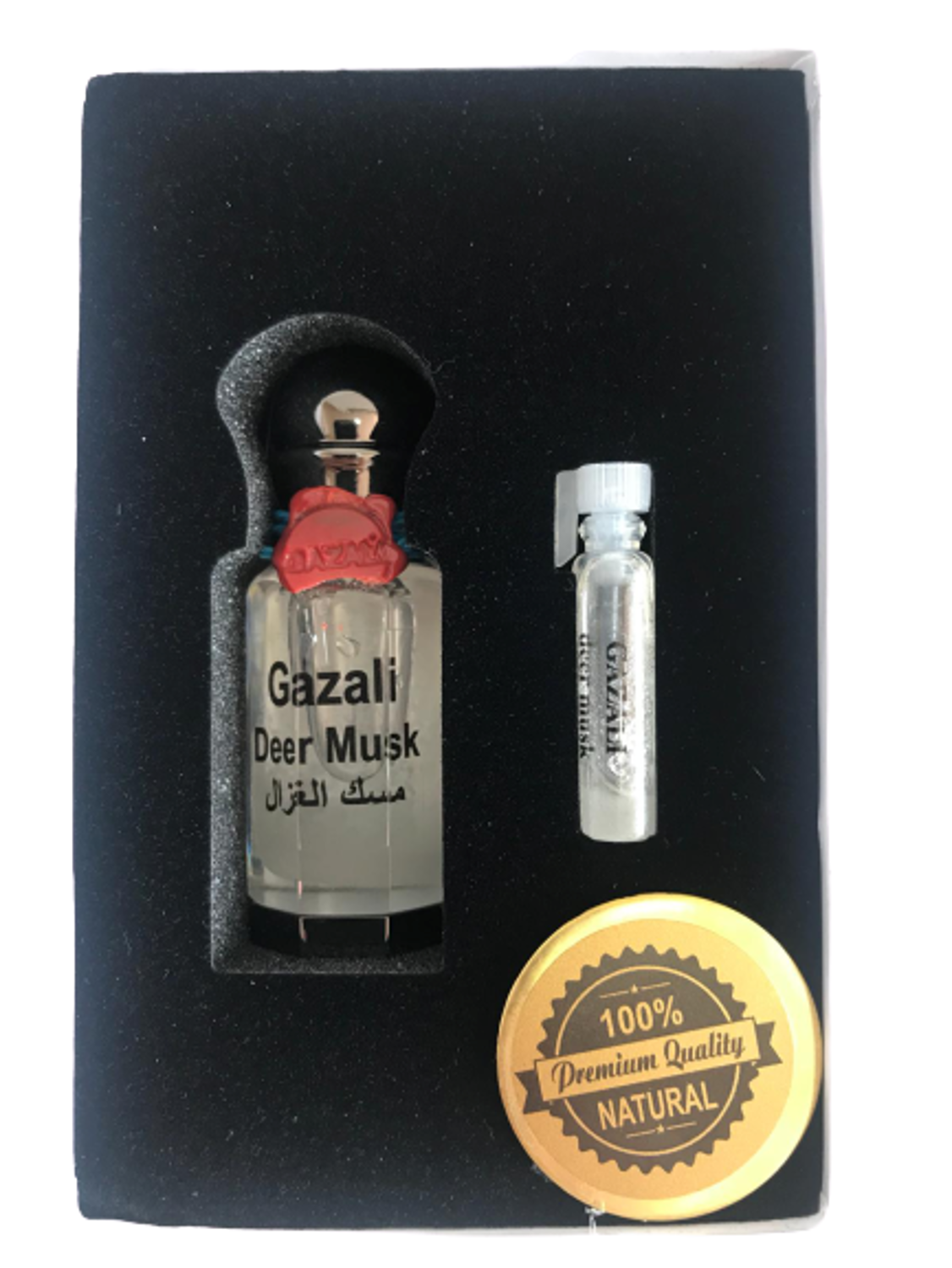 Picture of MEVLANA VIP GAZALI DEER MUSK 12ML
