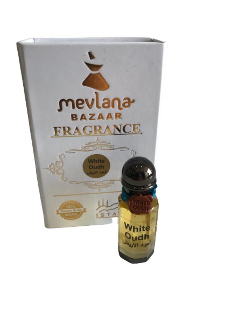 Picture of MEVLANA VIP WHITE OUDH 12ML