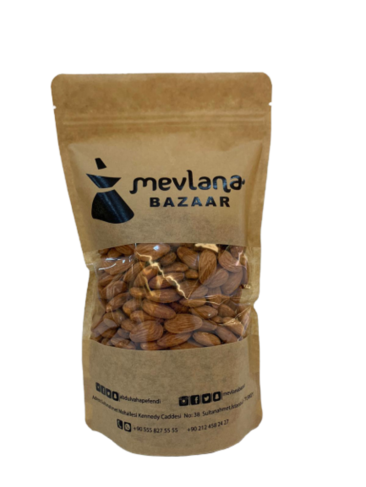 Picture of MEVLANA ALMOND NUTS SALT-FREE