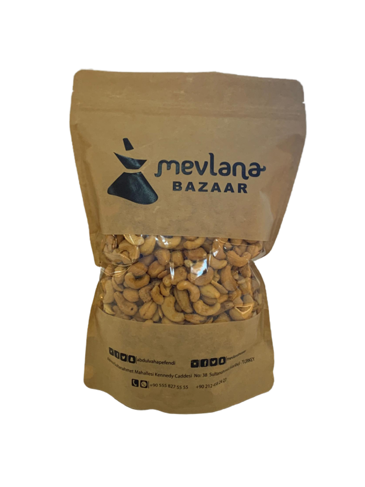 MEVLANA CASHEWS NUTS ROASTED resmi