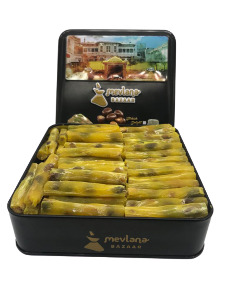 Picture of MEVLANA TURKISH DELIGHT FINGER WITH PISTACHIO AND MELON FLAVOR