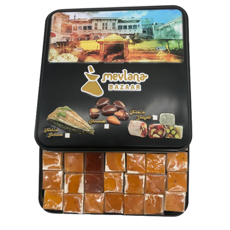 Picture of MEVLANA SPECIAL TURKISH DELIGHT NUGAT WITH APRICOT